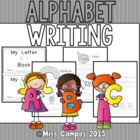 Writing with the Alphabet: 27 Little Writers' Reader Books