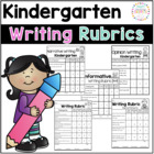 Kindergarten Writing Rubrics