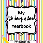 Kindergarten Yearbook