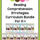 Kindergarten and First Grade Reading Comprehension Curriculum