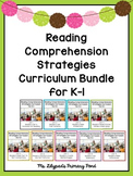 Kindergarten and First Grade Reading Comprehension Strateg