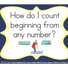 Kindergarten/First Grade MATH COMMON CORE ESSENTIAL QUESTI