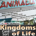 Kingdom Card Sort Manipulative