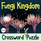 Kingdom Fungi Crossword Puzzle