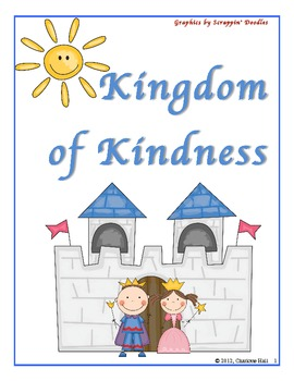 Kingdom of Kindness: Letters, Sounds, Words - Kk