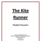 Kite Runner Unit Materials