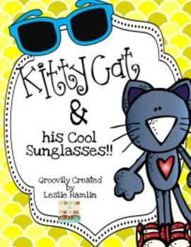 Kitty Cat and his Cool Sunglasses