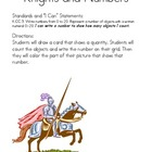 Knights and Numbers