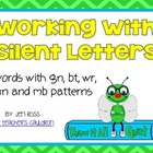 Know It All Gnat - Silent Letters Activities