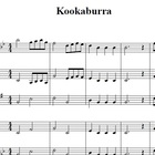 Kookaburra, arranged for Elementary Band