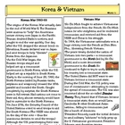 Korea &amp; Vietnam