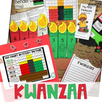 Kwanzaa Activity Pack {Print and Go Printables}