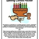 Kwanzaa Words, Spelling, and Vocabulary Activities Combo Packet