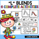 L Blends Jamboree-6 Complete Activities