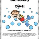 L.3.4 Third Grade Common Core Worksheets, Activity, and Poster