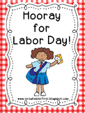 LABOR DAY MINI-ACTIVITY PACK