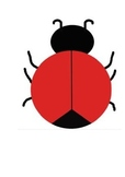 LADYBUG Cut-and Paste