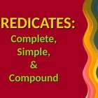 LANGUAGE:  Predicates:  Complete, Simple, and Compound