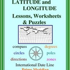 LATITUDE & LONGITUDE - Teaching Unit