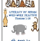 LBD Word Work Sight Word Packet (1st Grade)