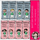 LDS baptism bookmark combo pack by melonheadz
