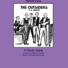The Outsiders: A Novel-Ties Study Guide (Enhanced eBook)