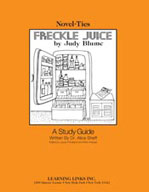 Freckle Juice: A Novel-Ties Study Guide (Enhanced eBook)