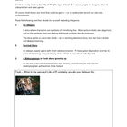 LIFE OF PI Handouts- themes, characters more