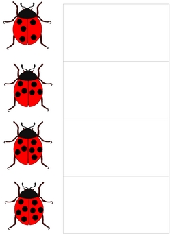 LOVE THOSE LADYBUGS! Math and Literacy Extension Activities