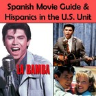La Bamba Movie Packet and Hispanics in the U.S. Unit in Spanish
