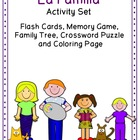 La Familia - Activity Set