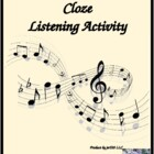 La derniere minute by Carla Bruni Cloze listening activity