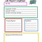 Lab Graphic Organizer