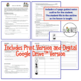 Lab Laboratory Safety Powerpoint and Notes for Teacher and