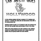 Lab Safety Goes Hollywood!