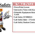 Lab Safety Review PowerPoint