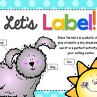 Label It! Mats