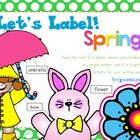 Label It! Spring Edition