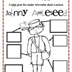 Label Johnny Appleseed