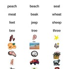 Labels for Long Vowel Center