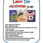 Labor Day Activities (15 pages)