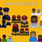 Labor Day Job Clip Art