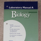 Laboratory Manual A for use with Miller and Levine Biology