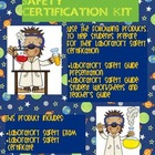 Laboratory Safety Guide Exam and Certificate