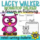 Lacey Walker, Nonstop Talker Back to School Making Rules A