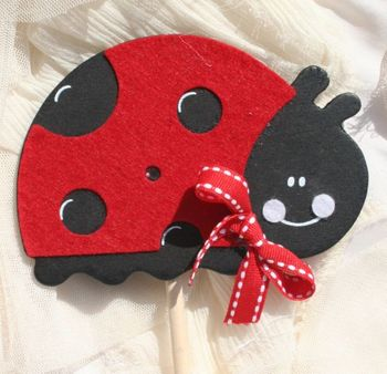 Ladybug Learning Pointer