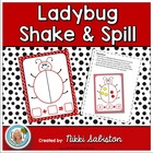 Ladybug Shake and Spill Math Mat