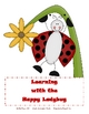 Ladybug Telling Time and Literacy Activities