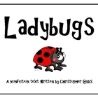 Ladybugs Nonfiction Reader