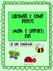 Ladybugs & Other Insects {Math & Literacy Fun}